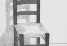 la Chaise de  Salvador Dali - Port Lligat Cadaquès  Espagne, 2006