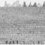Le Mur des Lamentations, Jérusalem 1984